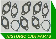 "GASKET SET for Twin SU 1¼"" HS2 Carburettors on  MG Midget Mk2 1098 1964-66"