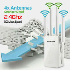 WiFi Extender Wifi Signal Range Booster 2.4Ghz Wireless Router Network Repeater
