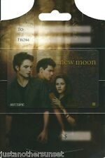 New Moon Movie Edward Bella Jacob Gift Card Hot Topic