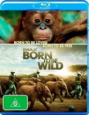 Imax - Born To Be Wild [ BluRay ], LIKE NEW, Fast Next Day Post...7053