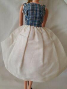 "VINTAGE DOLL CLOTHES fits 12"" fashion dolls Tammy Misty Barbie Jan Francie etc."
