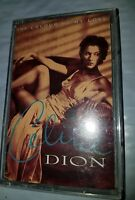 The Colour of My Love by Celine Dion (Cassette, Nov-1993, Sony Music)