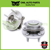 Rear Wheel Bearing & Hub Pair of 2 for Ford 500 Five Hundred Taurus Mercury FWD