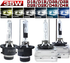 HID Xenon Light Bulbs D1S D1R D2C D2S D2R D3S D4S Replace For Philips or OSRAM