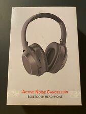 Mijiaer Active Noise Cancelling Headphones Bluetooth Headphones Wireless BT25