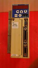 Panasonic AC Servo Driver MSD083A2XX Output 116V 3PH 4.3A 750W.     1E
