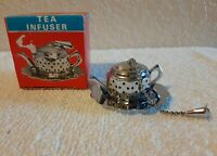 Vintage Metal Tea Diffuser
