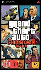 Grand Theft Auto Chinatown Wars BBFC PSP