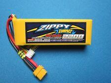 ZIPPY COMPACT 2200mAh 3S 11.1V 25C 35C LIPO BATTERY XT60 QUAD HELI TRUCK BOAT RC
