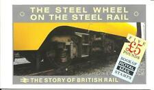Qe2 British Rail £5 Prestige Booklet Dx7 1986