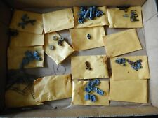 HO Unknow Manufacturer Vintage Train Parts Group Mint New Old Stock Lot G