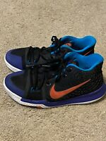 NIKE KYRIE 3 GS Sz 6Y Kids Multi-Color Athletic Basketball Shoes859466-007