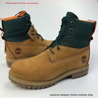 Timberland 6 Inch Premium Boots ReBOTL Wheat Waterproof Free 24Hr Del RRP £170