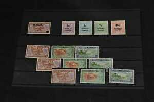 Tokelau Islands Mainly Mint on Stockcard, 99p Start