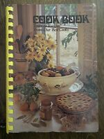 Vintage 1982 Willmar Minnesota Redeemer Lutheran Church Cookbook Recipes