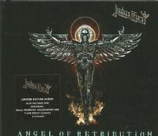 Judas Priest - Angel of Retribution cd & dvd album live  Limited Edition
