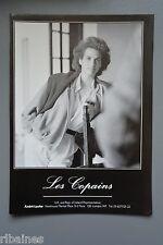 R&L Ex-Mag Advert: Les Copains, Fashion Retro 1980's Ad, Andre Laufer