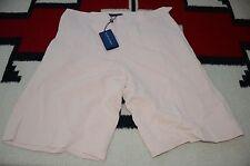 Ralph Lauren Blue Label Viscose & Linen Blend Pink Shorts 10
