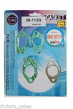 Carburateur Montage Ensemble De Joints Compatible Avec Honda GCV190 38-112Q