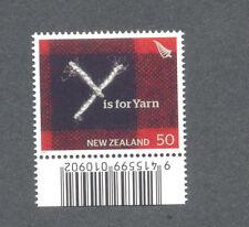 Yarn-Textiles-New Zealand--mnh single 2008(3084)