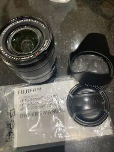 Fujifilm Fujinon XF 18-55mm F2.8/4 R Lens