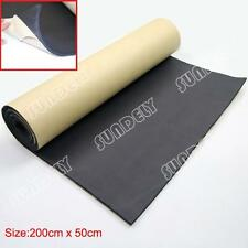 1Roll Self Adhesive Closed Cell Foam 5mm Car Sound Proofing Insulation USA