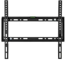 "Fixed Slim TV Wall Mount Bracket For 26"" - 55"" Inch Flat Screen LED LCD PLASMA"