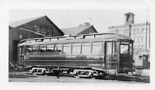 E140 NOT NOT RP 1920s/1940s MAHONING & SHENANGO TRACTION CO #64 ' SPECIAL '
