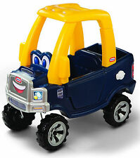 Little Tikes COZY TRUCK, Boys Toddler Styled RIDE ON TOY TRUCK