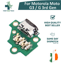 For Motorola Moto G3 / G 3rd Gen Micro USB Charging Port Dock Connector Unit New