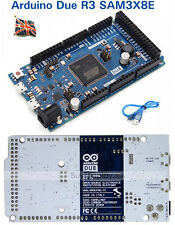 Arduino R3 SAM3X8E 32-bit Arm Cortex DUE-M Tablero De Control Módulo + Cable Reino Unido Stock
