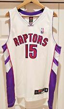 Nike NBA Toronto Raptors Jersey Vince Carter sz 48 XL 100% Authentic NWT