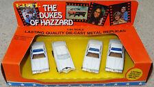 Ertl The Dukes of Hazzard 4-pack Die Cast Metal Set. No.1570
