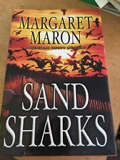 Sand Sharks by Margaret Maron (2009, Hardcover) FREE SHIPPING