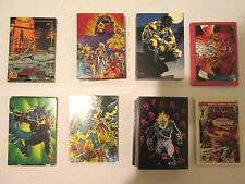 Over 220 Comic Book Trading Cards X-Men, Marvel, Ghost Rider Make Me an Offer