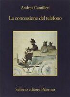 La concessione del telefono (Memoria) by Camilleri, Andrea Paperback Book The