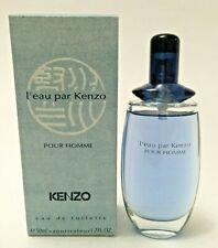 Kenzo L'eau Par Pour Homme Cologne for Men 1.7 oz  EDT Spray VINTAGE 1998