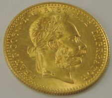 Goldmünze Österreich 1 Dukat 1915 Franz Josef (vz)