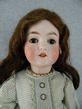"24"" antique bisque head compo German Armand Marseille Queen Louise Doll  ""TLC"""