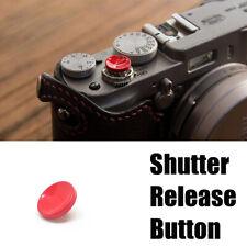 Kamera Auslöseknopf Rot Kupfer Shutter Button Soft Release für Fuji XT2 X20