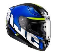 HJC Motorrad-Helm Integralhelm RPHA 11 SPICHO / MC-2 Größe M (57-58)