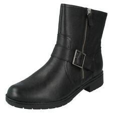 Clarks Zip Boots for Women