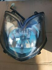 SYM JET 4  50 FRONT HEAD LIGHT AND WIRING HEADLIGHT