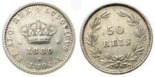 PORTUGAL. LUIS I. 50 REIS. 1889.