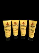 The Naked Bee Orange Blossom Honey Hand & Body Lotion 2.25 oz 4 Pack Natural