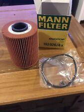 BMW M3 Filtro De Aceite Mann-Filter Hu 926/4 x Nuevo por favor L @ @ K