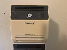 Synology DiskStation DS411J 4-Bay NAS Enclosure Only (No Drives) w/Original Box