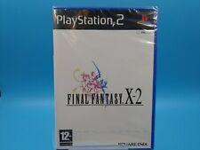 jeu video sony playstation 2 neuf blister officiel final fantasy X-2