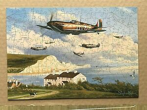 Wentworth wooden puzzle - Last Patrol of the Day - 250 pieces - whimsy