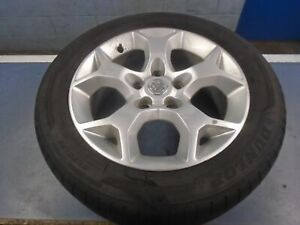 """Vauxhall Astra H 04-10 16"""" Alloy wheel 6.5Jx16H2 GM"""